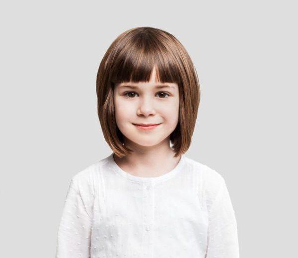Foto peinados niña mediamelena