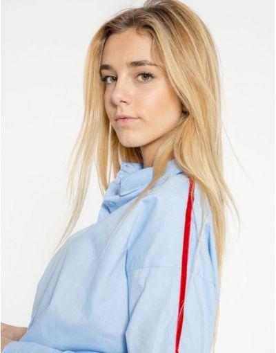 catalogo-shana-para-mujer-camisa-cinta-terciopelo