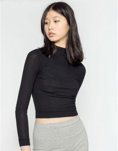 catalogo-shana-para-mujer-camiseta-cuello-perkins