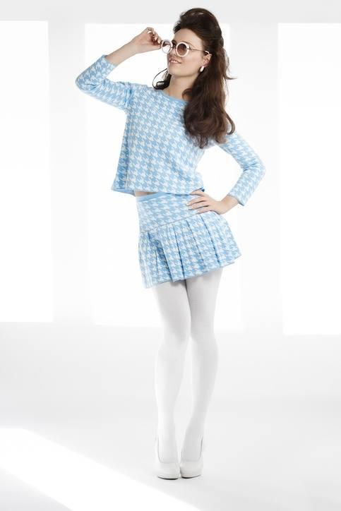 Minifalda moda anos 60