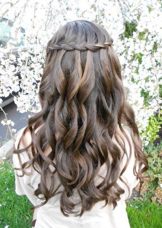 Lo más universal peinados niña comunion 2021 Galería de cortes de pelo Consejos - Peinados de Primera Comunión 2021 - ModaEllas.com