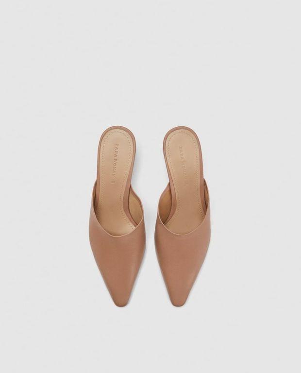 e03fad0f En esta galería de fotos te hemos dejado todos los zapatos y sandalias que  están rebajas esta temporada en Zara. Pincha para verla: