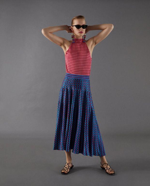 di puoi alla famose questa euro trovare In moda Zara pieghe gonne primavera20 cosᄄᆲ vendita a le dalla wk80POnX