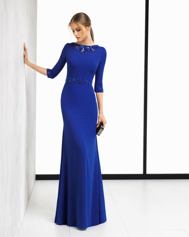 Vestidos de niрів±a azul cielo