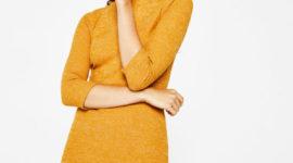 10 Ideas de Vestidos Amarillos cortos y largos de fiesta 2019