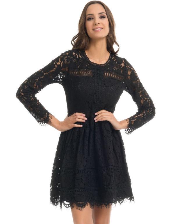 Vestidos negros bonitos