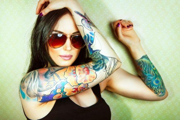 El precio del tatuaje segun la zona resto del cuerpo