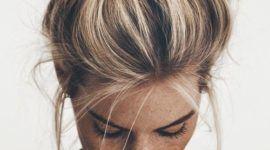 Mechas rubias – Fotos, ideas y cómo hacerlas paso a paso