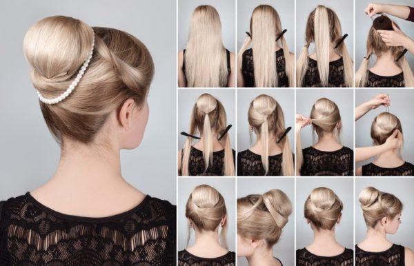 Peinados de mujer monos
