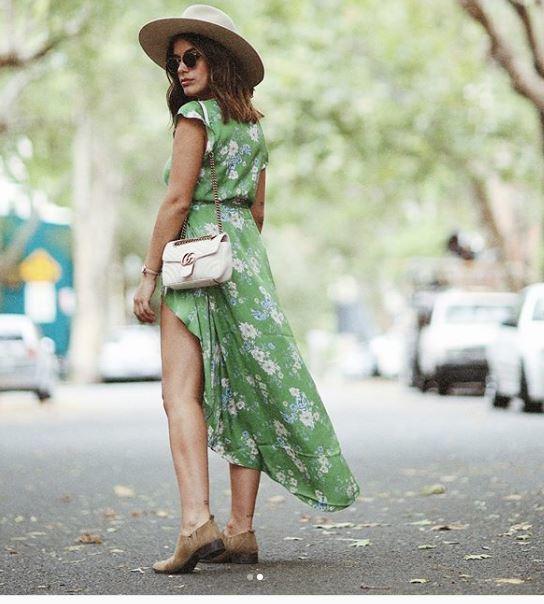 Pincha en esta galería de fotos que te dejamos para ver más ideas para  llevar sombreros de paja para mujer este Primavera Verano 2019  a8003a2898b
