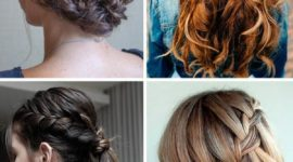 Hairstyles for Valentine's Day 2018