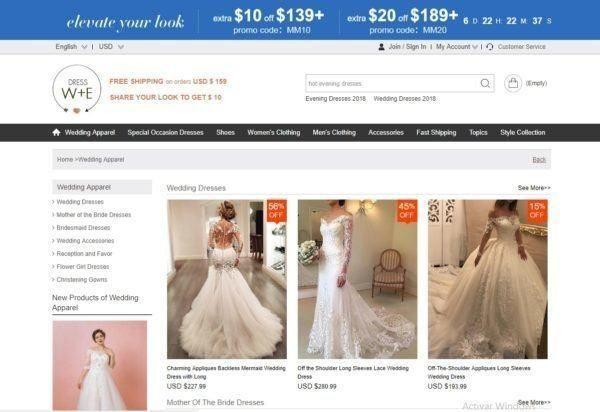 8573dd0b1a7 Cuáles son las mejores páginas para comprar ropa china barata y de ...
