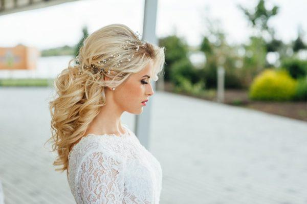 Semirecogidos para novias