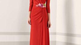 Los vestidos de madrina para Primavera Verano 2019