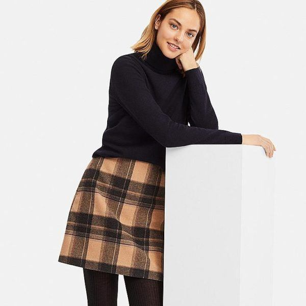 a8f3b639a Catálogo de pantalones y faldas Uniqlo Primavera Verano 2019 ...