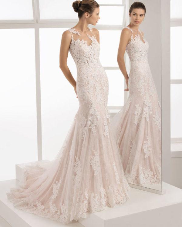 Vestidos de novia otono invierno 2019