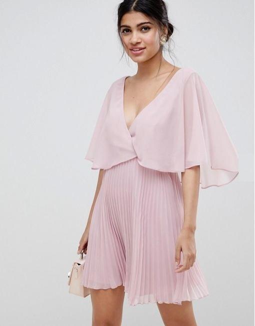 23517e9c4 Vestidos de fiesta cortos El Corte Inglés para bodas Primavera Verano 2019
