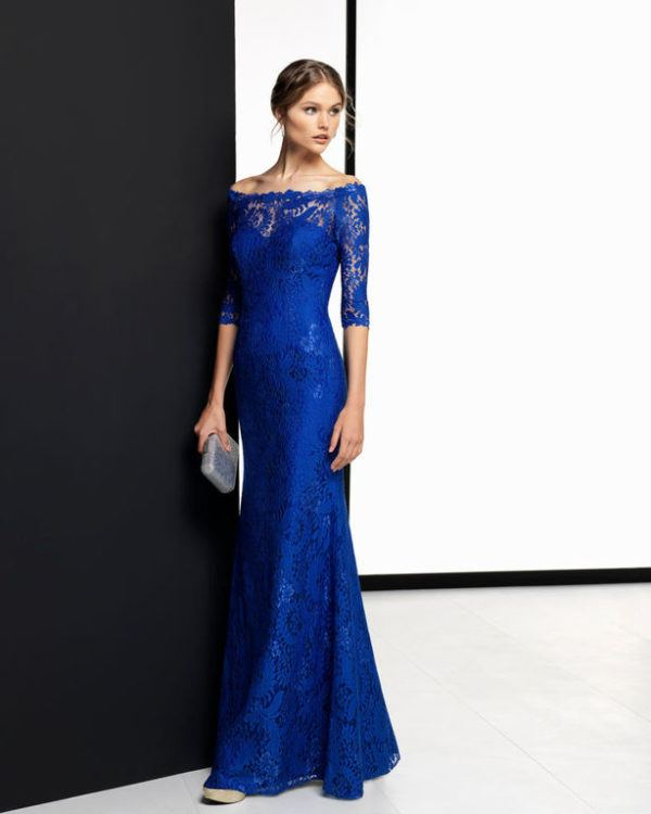 ce5e3df47 Para las que busquéis uno diseño moderno y elegante para un vestido largo  de fiesta