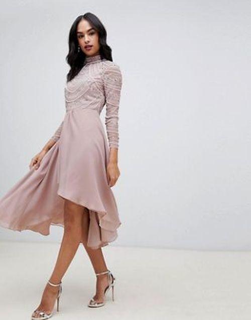 vestidos-para-ir-a-una-comunion-asos-rosado