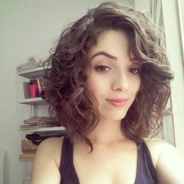 Corte de pelo para formar ondas
