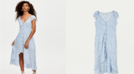 La colección de vestidos de Pull&Bear para el verano de 2019