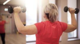 Adelgazar brazos: rutina de ejercicios para hacer en casa