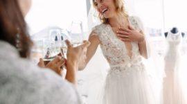 Cómo elegir el segundo vestido de novia: consejos e ideas