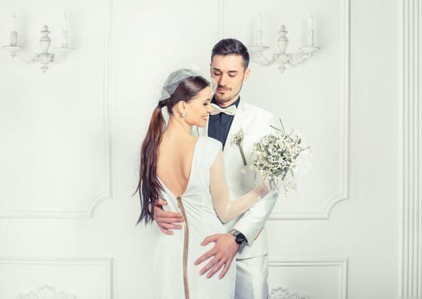 Como elegir el segundo vestido de novia 6