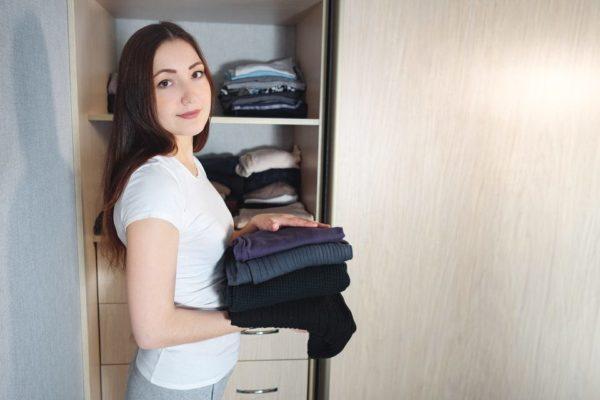 Consejos para ordenar ropa
