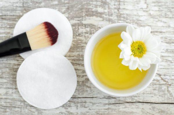 Cómo desmaquillarse con aceite de oliva