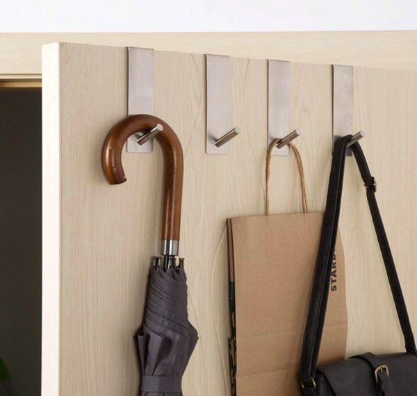Ganchos para puerta de armario Kitlit