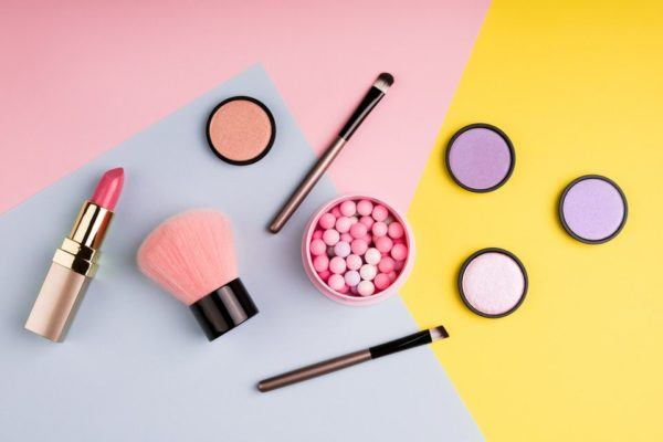 Productos de maquillaje ecológico