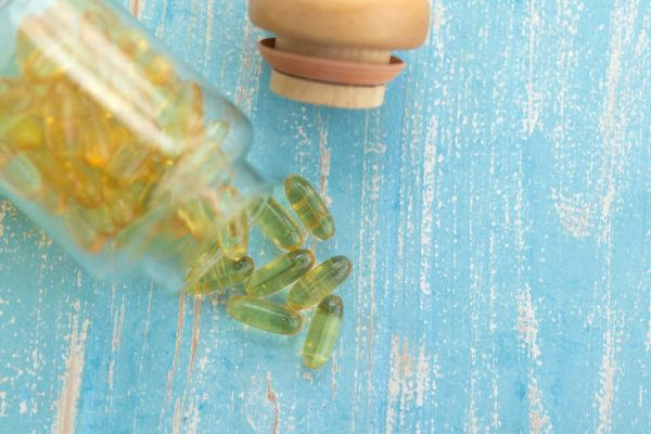 Aceite de vitamina E para las uñas