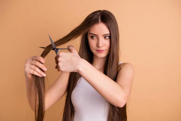 Como cortarte el pelo en casa
