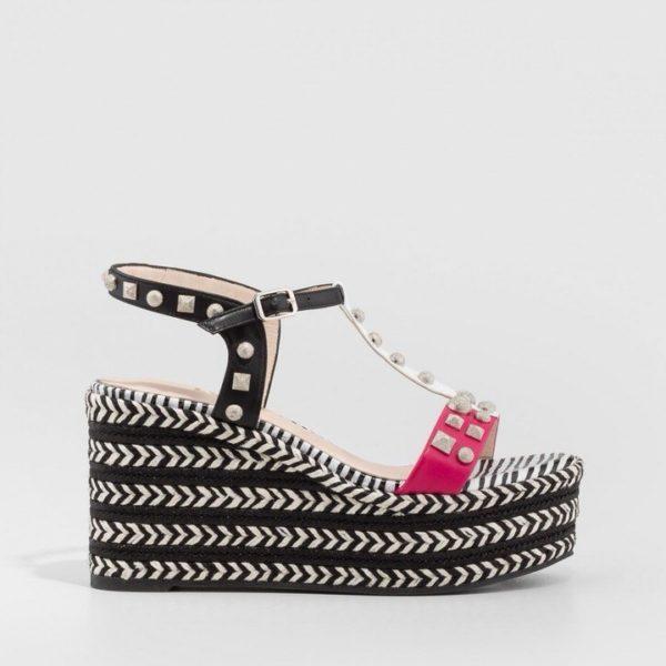 Sandalias de plataforma Esila Bugan
