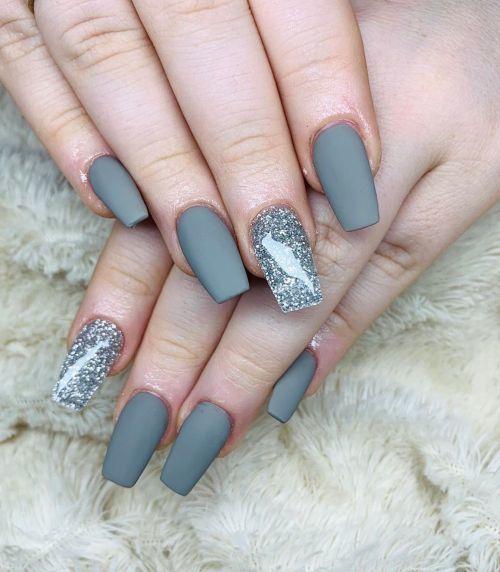 unas-acrilicas-mate-purpurina-lady-nails-instagram