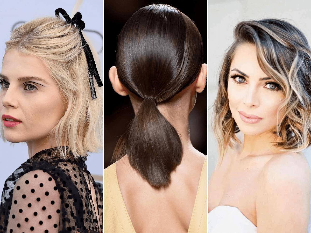 Más de 110 peinados de media melena Primavera Verano 2020 - ModaEllas.com