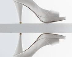 Zapatos de novia Rosa Clará 2010