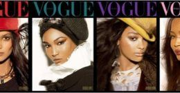 Revista Vogue Italia – julio 2008: A Black Issue