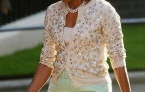 El estilo de Michelle Obama