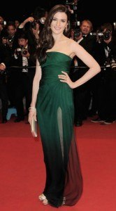 Actress Rachel Weisz attends the 'Agora' Premiere at the Grand Theatre Lumiere during the 62nd Annual Cannes Film Festival on May 17, 2009 in Cannes, France.