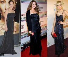 El largo de los vestidos refleja la economía