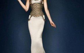 Vestidos Versace Primavera 2010