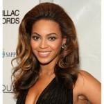 Beyonce knowles en cortes de pelo de celebridades retro