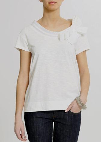 Camiseta Moises de la Renta-Mango neige