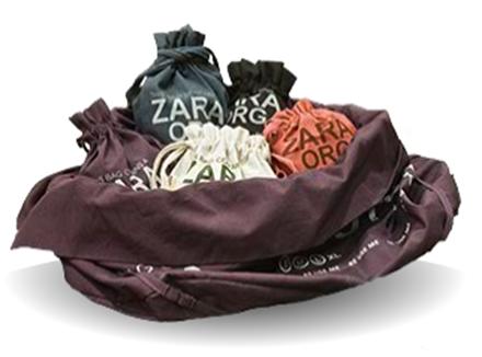 Camisetas para mujer Zara Algodón Orgánico 4