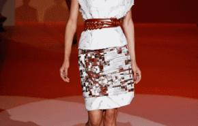 Carolina Herrera Tendencias Moda Primavera Verano 2010