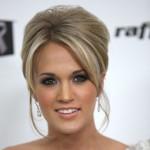 Carrie Underwood en cortes de pelo de celebridades retro