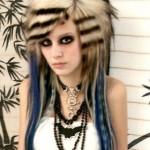 Cortes de pelo y peinados emo 2009 11