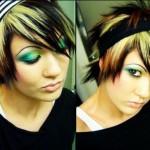 Cortes de pelo y peinados emo 2009 12